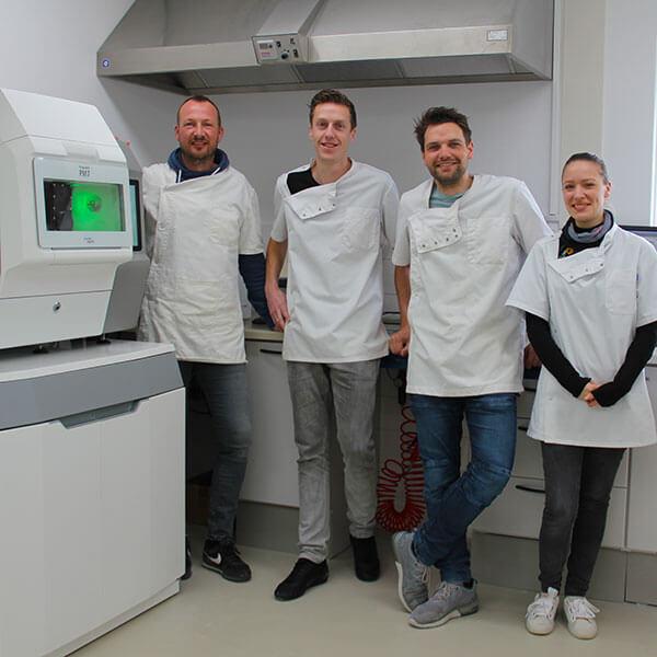 Nieuws | PrograMill PM7 | Barnevelds Tandtechnisch Laboratorium