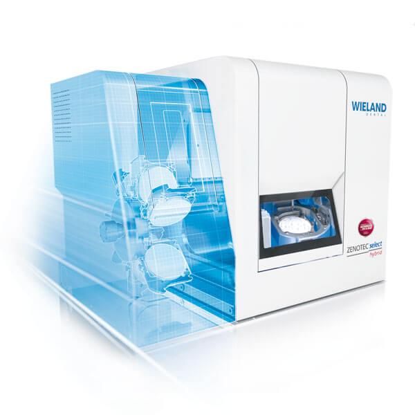 Nieuws | Het innovatieve freessysteem | Barnevelds Tandtechnisch Laboratorium