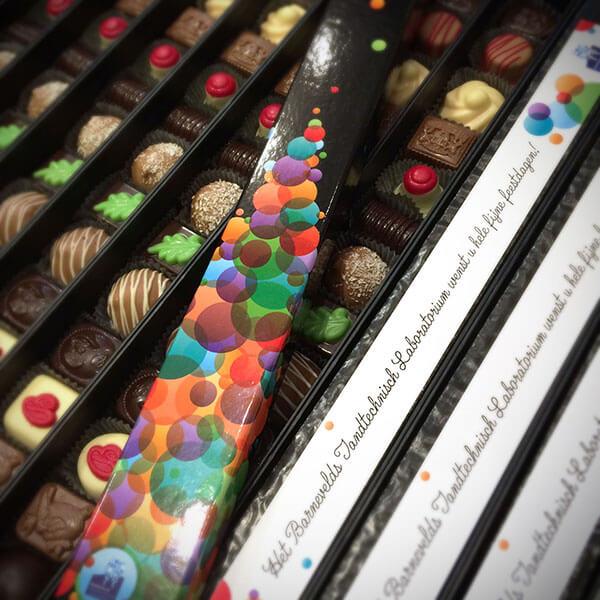 Nieuws | Kerstbonbons | Barnevelds Tandtechnisch Laboratorium