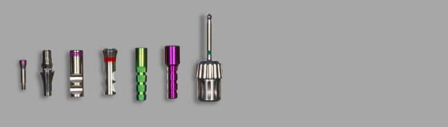 Specialismen | Implantologie | Barnevelds Tandtechnisch Laboratorium