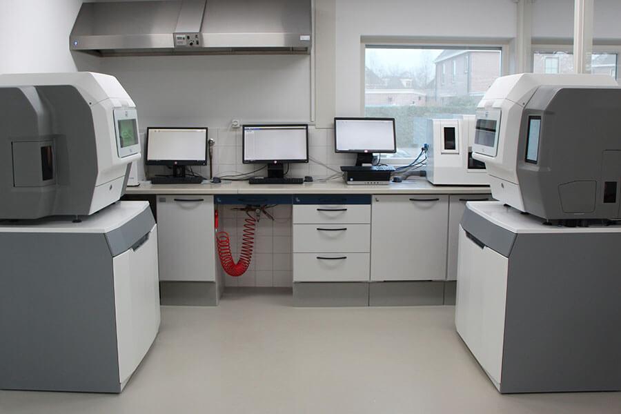 PM7 Freesmachine | Barnevelds Tandtechnisch Laboratorium